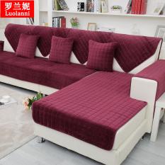 [Sederhana yang modern/super lembut dan nyaman] dua sisi tebal mewah sofa bantal