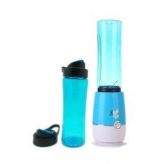 Shake 'n Take Version 3 - 2 Cup - Blue