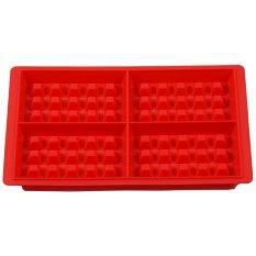 Silicone Baking Mould Waffle Mold Cake Mold Baking Mold Waffle Form- Intl