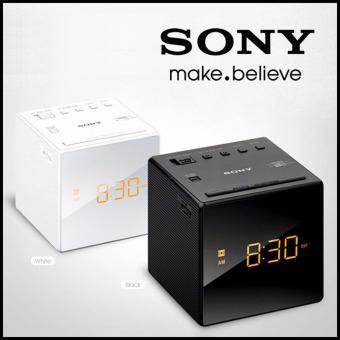 Sony ICF-C1 AM/FM Radio Table Alarm Clock - intl