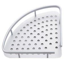 Space Aluminum Bathroom Shelf Bath Shampoo Triangle Basket Wall Mounted