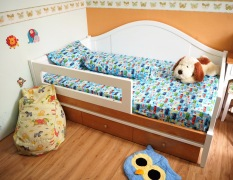 Sprei Set Motif Anak Katun Thomas And Friends