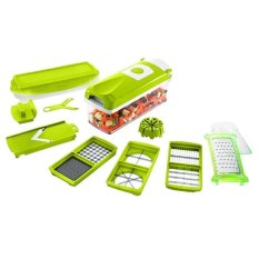 StarHome Nicer Dicer Plus - Pemotong Serbaguna - Alat Pemotong Sayuran - As Seen On Tv