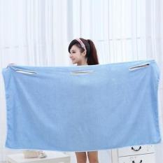 Super Absorbent Microfiber Beach Spa Towel Purple