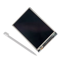 "Supercart 3.5"" Raspberry Pi B / B + LCD Touch Screen Display Monitor 480x320 LCD + Touch Pen"