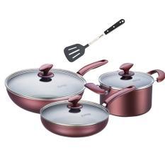 Supor Wajan Pengorengan Multifungsi Everyway Series Frypan F09a20 Source · Supor S25A T1 Cookware Set Panci