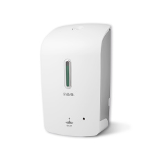 SVAVO Automatic Sanitizer Soap Dispenser Wall Mounting PL-151055 (White) 1000ml - Intl