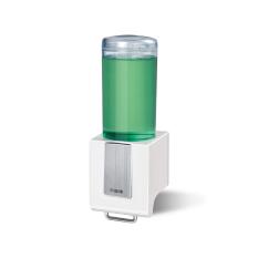 SVAVO Manual Hotel Bathroom Soap Dispenser VX686 (White) 500ml - Intl