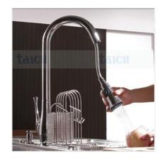 Tego Kitchen faucet / Think faucet / Pure brass / Kitchen water / Faucet / Cobra faucet / Half - intl