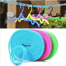 TERLARIS!!! Best Tali Jemuran 5 meter Serbaguna / Baju Handuk Hanger - Gantungan Baju TERBARU