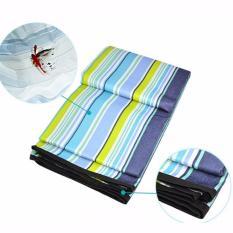 Tikar Plastik Lipat Waterproof Karpet Piknik Kemping Tamasya Bermain Rekreasi Arisan Pengajian Umroh Haji A16
