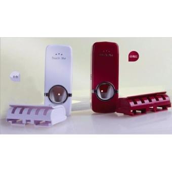 Toilet Set Dispenser Sabun Shampo Dan Dispenser Pasta Gigi Source · TOUCH  ME Paket Hemat Dispenser 728bf9f2bc