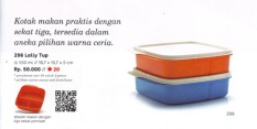 Tupperware - Lolly Tup - warna tergantung stok yang tersedia