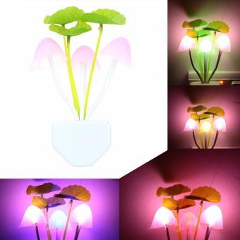 UNIKK-Lampu tidur LED jamur avatar