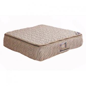 Uniland Kasur Springbed Platinum Single Pillowtop - Hanya Kasur - 200x200 - Khusus Jabodetabek