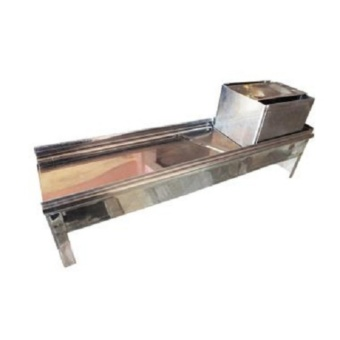 Universal Pemotong Bawang Stainless Steel / Onion Slicer