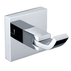 Wall Mount 304 Stainless Steel Single Robe Hook Bathroom Accessories (Intl)