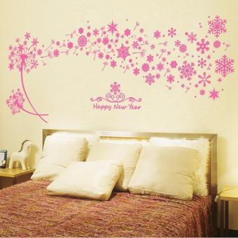 Wall Sticker Stiker Dinding 50X70 - Multicolor