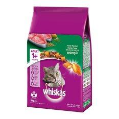 Whiskas Adult Tuna 3 Kg