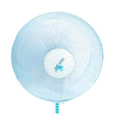 Whiz Fan Protection Cover (Pelindung Penutup Kipas Angin - Blue)
