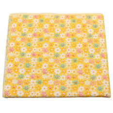 Wholesale Series 7pcs Assorted Pre-Cut Cotton Quilt Cloths Fabrics For Sewing Yellow New - Intl