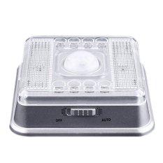 Wireless Infrared 8 LED Light Auto Sensor