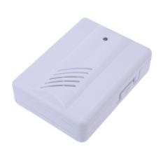 Wireless Infrared Sensor Doorbell Monitor Detector Entry Door Bell Alarm Chime Welcome Device (Intl)