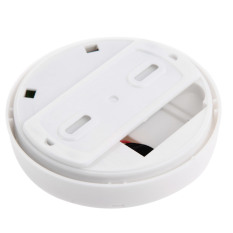 WiseBuy Home Security Standalone Smoke Detector Fire Alarm Photoelectric Sensor White (Intl)