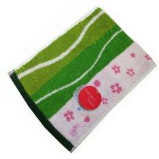 Yawaragi Furusato Muffler Handuk Kecil Kelinci - Hijau