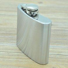 2268 G Stainless Steel Saku Pinggul Botol Alkohol Wiski Cairan Source Yika 141 .