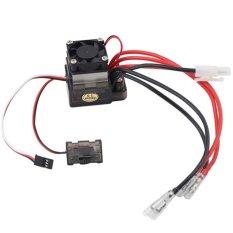 320A High Voltage 7.2V-16V Brushed ESC Speed Controller For RC Car Truck Boat