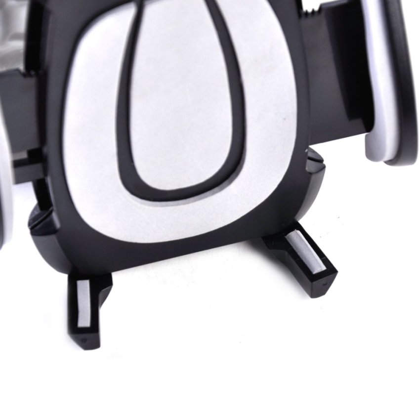 360 degree Car Air Vent Holder Stand Cradle Mount for Iphone GPS Mobile Cell Phone (Intl)