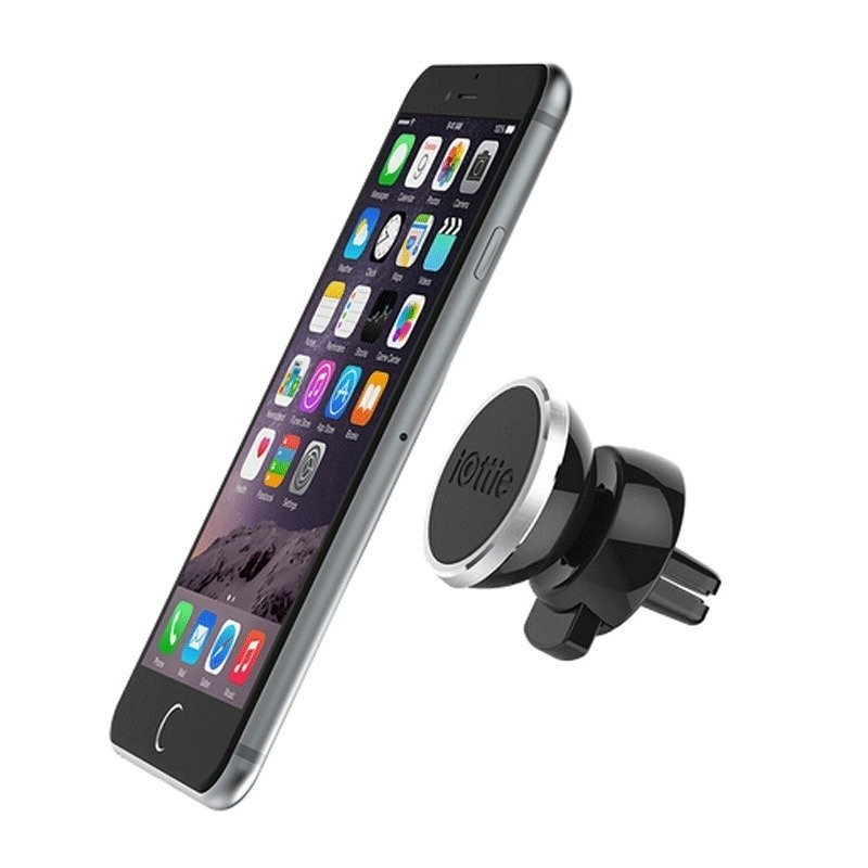 360 Degree Rotation Universal Stand Car Holder Car Air Vent Mount Holder GPS Accessories Stand (Intl)