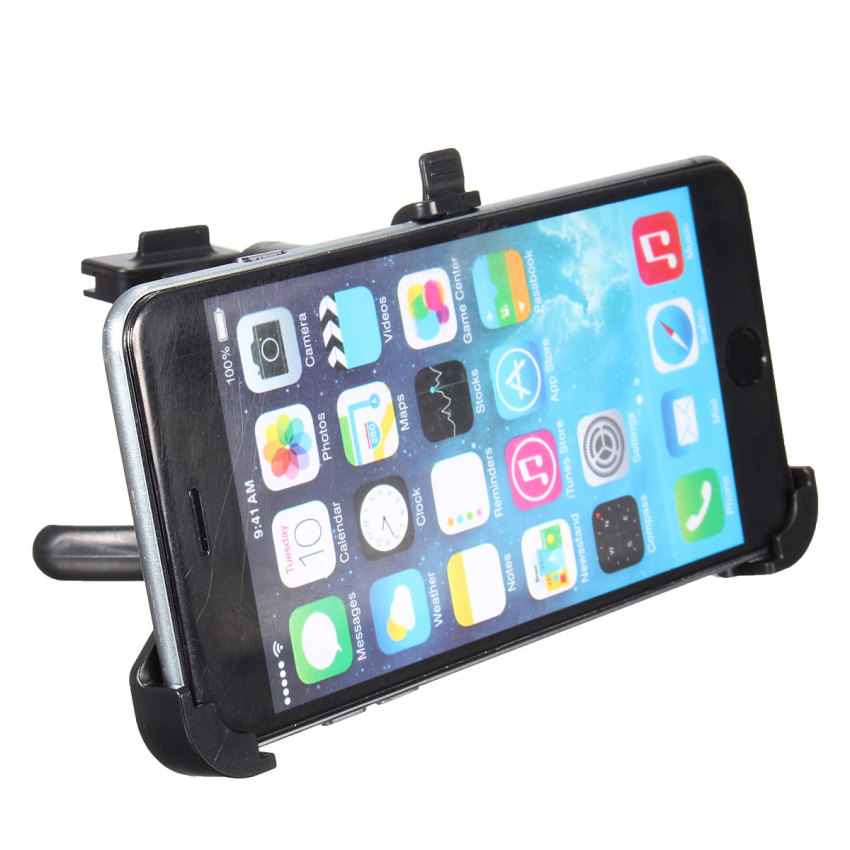 360° Car Air Vent Mount Cradle Holder Stand For Apple iPhone 6 Plus 5.5'' GPS (Intl)