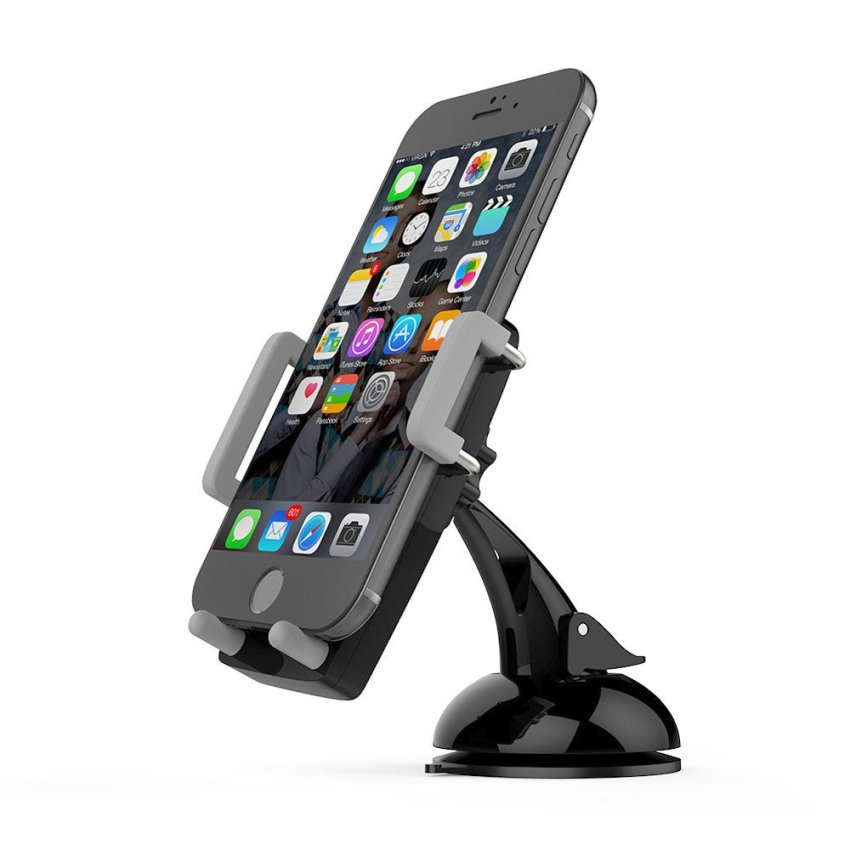 360° Car Windshield Dashboard Air Vent Mount Cradle Holder for Mobile Phone GPS