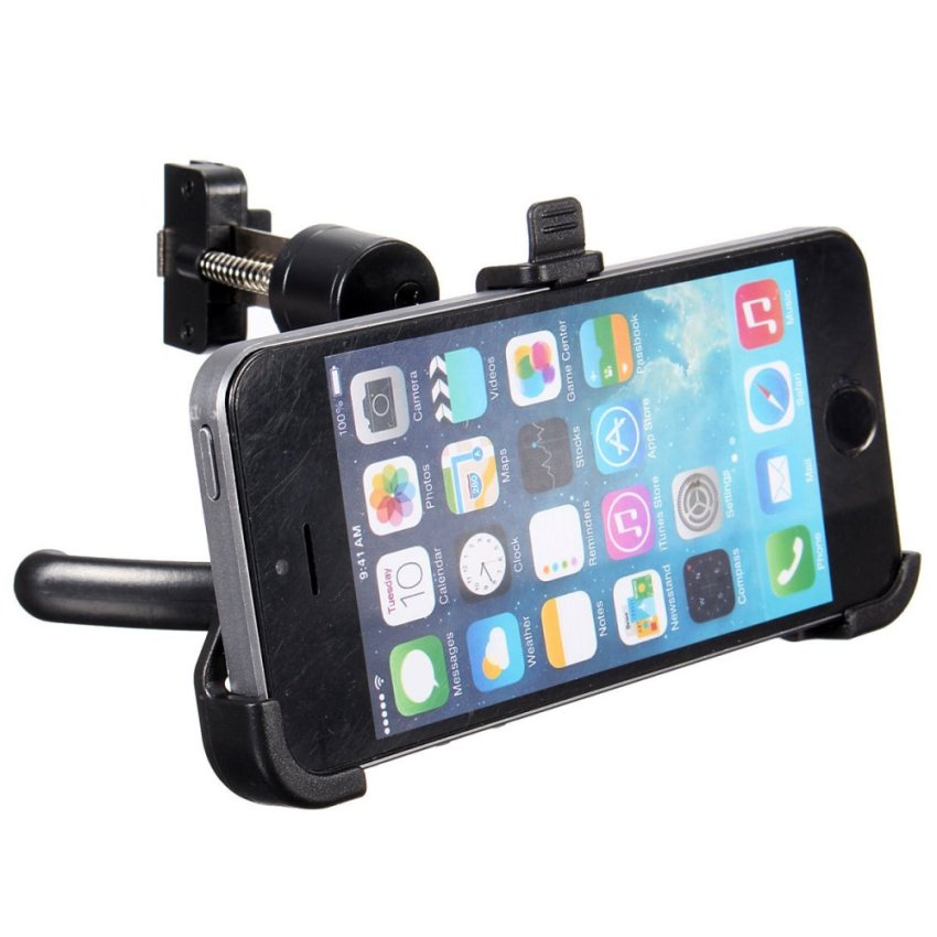 360° Rotating Car Air Vent Mount Cradle Holder Stand For Apple iPhone 5 5s GPS (Intl)
