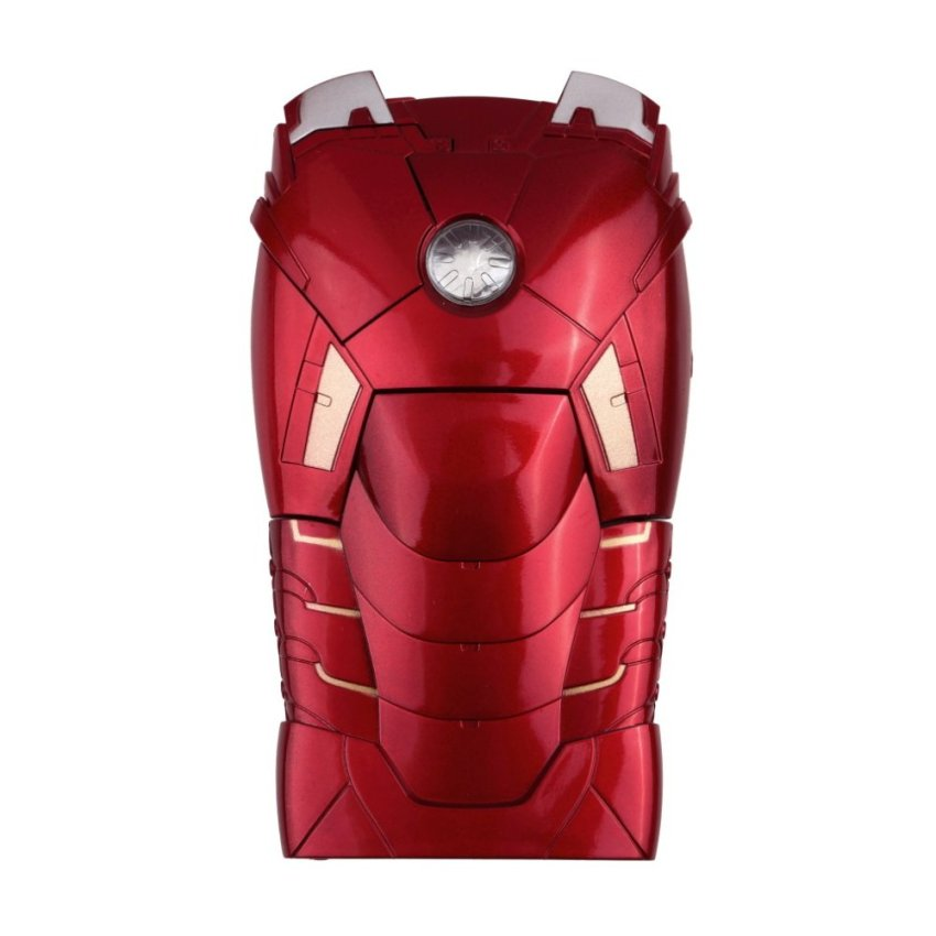 3D Avengers Iron Man Mark VII Protective Armor Case Cover For Apple iPhone 5
