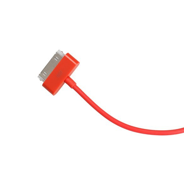 3M Long USB 2.0 Data Sync Charging Cable for iPhone 4 4S iPod iPad Red