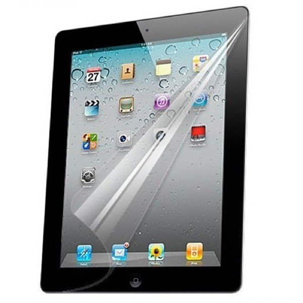 3M Natural View Screen Protector for the New iPad3 and iPad2 - Anti Gores