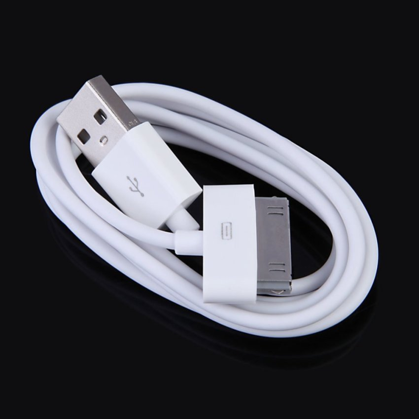 4 IN 1 Car Charger+USB Cable+3.5mm Earphone+Power Adapterfor iPhone4/4S US (Intl)