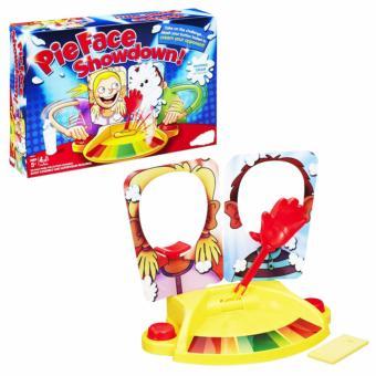 084019030 | Mainan Anak Game Pie Face Showdown