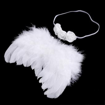 Malaikat Source · Diskon Harga Bayi Perempuan Yang Baru Lahir Satu Set Sayap .