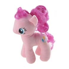 17,78 cm boneka kuda poni kecil saya barang mewah lembut boneka hadiah mainan kelingking Pie (Fashion)