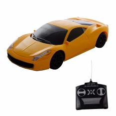 AA Toys Radio Control Famous Car Collection 1:24 - Mainan Anak Mobil Remot BO