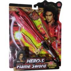 AHS Mainan Anak Pedang Bima-X Suara Dan Lampu