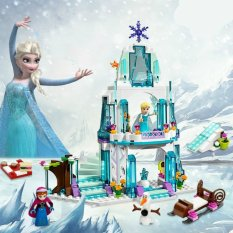 Christmas Wall Poster Eiffel Tower White Castle Snow Glass Window Wall Stickers - intl. IDR 216,000 IDR216000. View Detail. Anna Elsa Snow Queen Elsa's ...