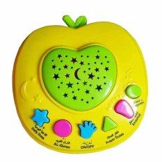 Apple Learning Holy Quran Machine / Belajar Shalat Sholat Anak - Kuning