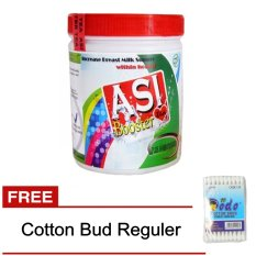 ASI Booster Tea - Teh Pelancar ASI + Gratis Cotton Bud Reguler