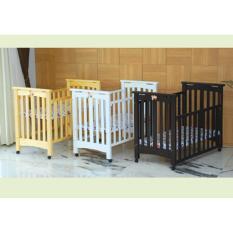 Baby Box / Box Bayi / Ranjang Bayi HK 033 Jessika-white