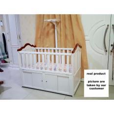 Baby Box/Ranjang Bayi Hakari HK 048 (Khusus Jabodetabek)